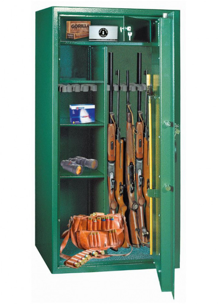 29eb1e256c68d Trezor na zbrane s elektronickým zámkom Guntronic 10-E | Kovotyp
