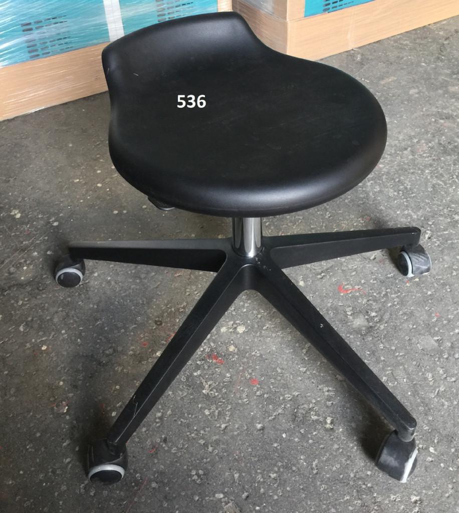d946c9cb2bf0 Dielenská pracovná stolička Tecno 505