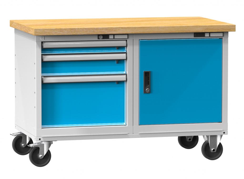 f65abce671fe Mobilný pracovný stôl PPS 5