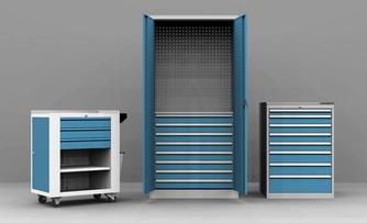 b3d2e8e452592 dielenský nábytok, dielenské skkrine, stoly, ponky, skrinky na náradie,  systém na